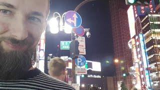 Halloweenowy szał w Shinjuku