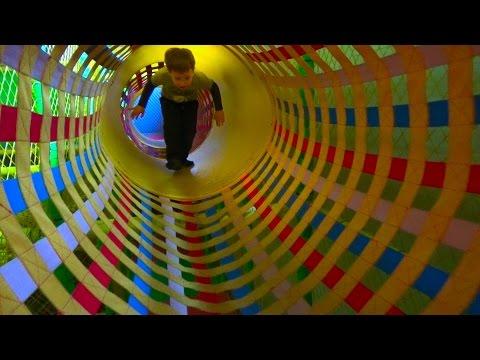 #1 VLOG развлекательный центр Волшебный Мир для детей Одесса kid's entertainment center happy time