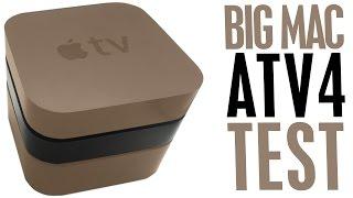 Apple TV 4 Neu - Unboxing Einrichtung Apps SIRI Games - Test in 598 Sekunden - kurz + prägn. deutsch