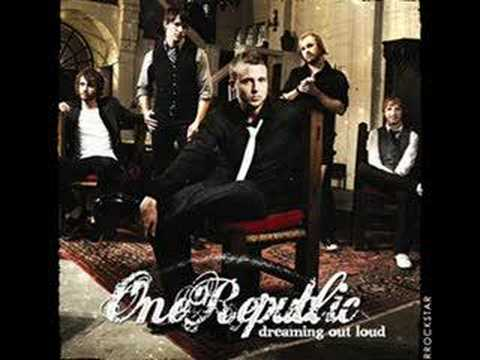 One Republic- Dreaming Out Loud