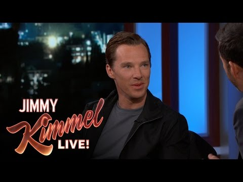Benedict Cumberbatch Got Coffee Dressed as Dr. Strange