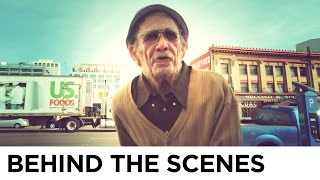 Old Man Parkour - Behind the Scenes