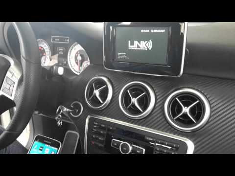 screen mirroring mercedes classe a w176 con audio 20 youtube. Black Bedroom Furniture Sets. Home Design Ideas