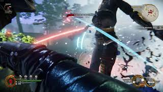 Some more Shadow Warrior 2 combat
