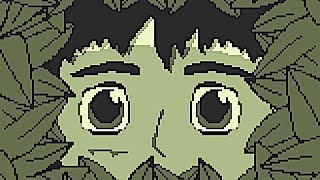 Hiro's Escape: Game Boy Styled Feudal Japanese Stealth Action Game Where a Boy Evades Deadly Samurai
