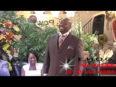 Pastor Rod Harris - Make your Calling and Election sure