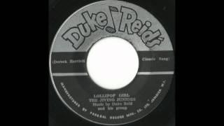 Jiving Juniors - Lollipop Girl - Mid Tempo Jamaican Doo Wop