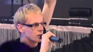 Quasi pas compo Karl Colson (Live Télé 2009 Le carré) version HQ  HD