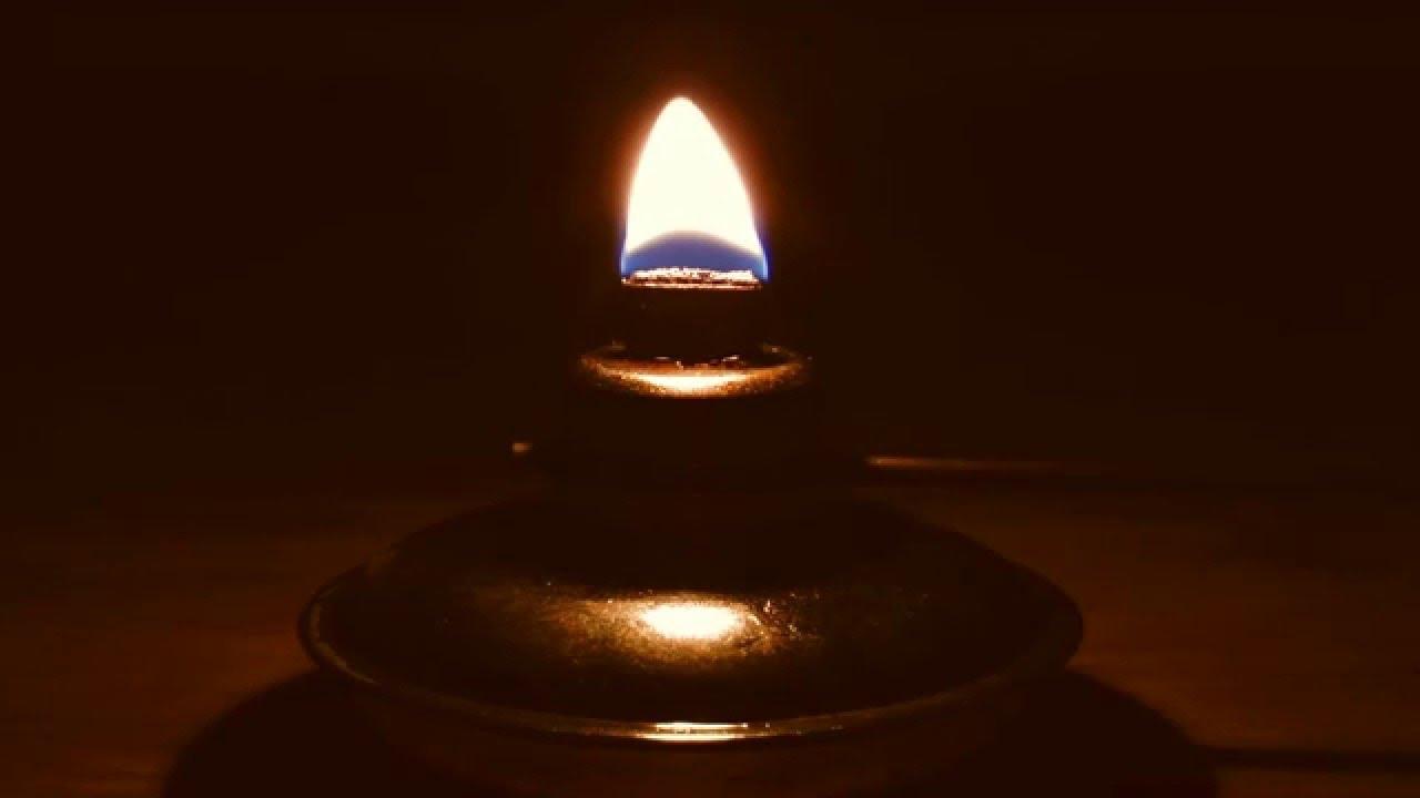 Animated Burning Lamp Oil : Burning oil lamp with medium flame full hd youtube