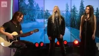 Elize Ryd & Marco Hietala- Ave Maria [YLE TV] HD