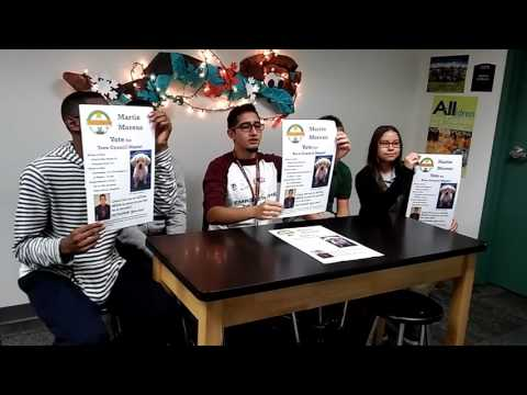 Sheely Farms Elementary School Morning Announcements
