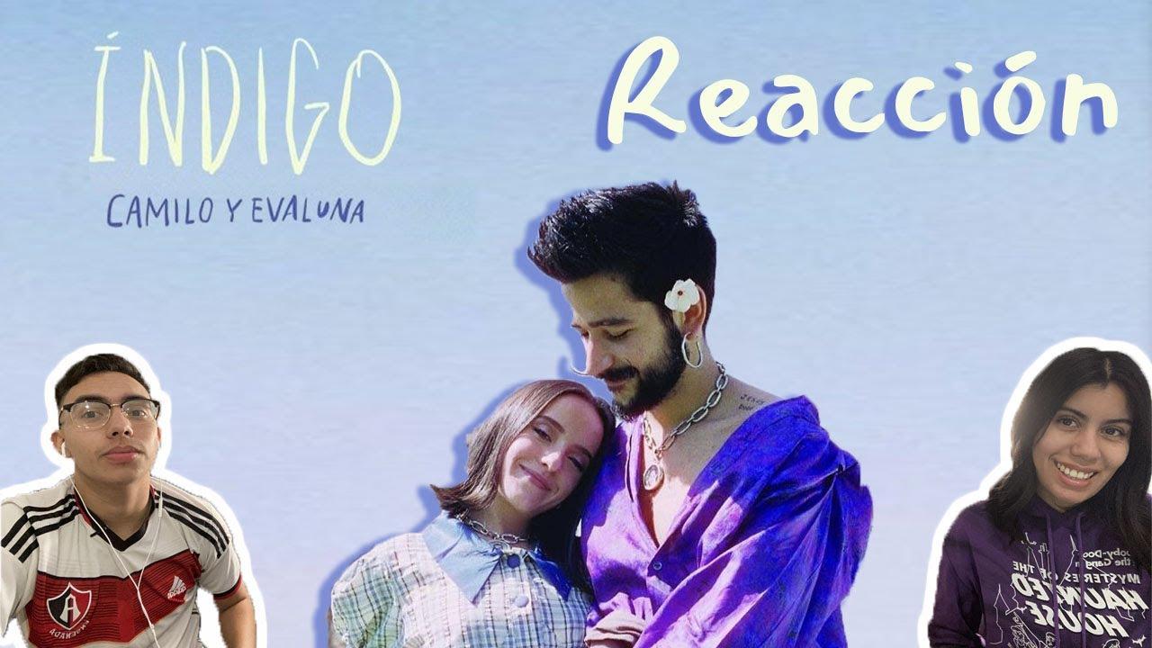 DOWNLOAD: MEXICANOS REACCIONAN 🇲🇽II Camilo, Evaluna Montaner – Índigo (Official Video) 🍼 Mp4 song