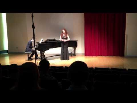 Widmung (Schumann)   Emily Carey