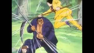 The Abashiri Family: Bloody & Violent Scenes