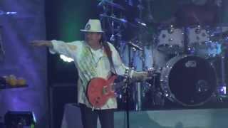 "Carlos Santana ""Toussaint L"