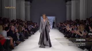 Показ    BOBKOVA, Ukrainian Fashion Week, Осень Зима  2016 17
