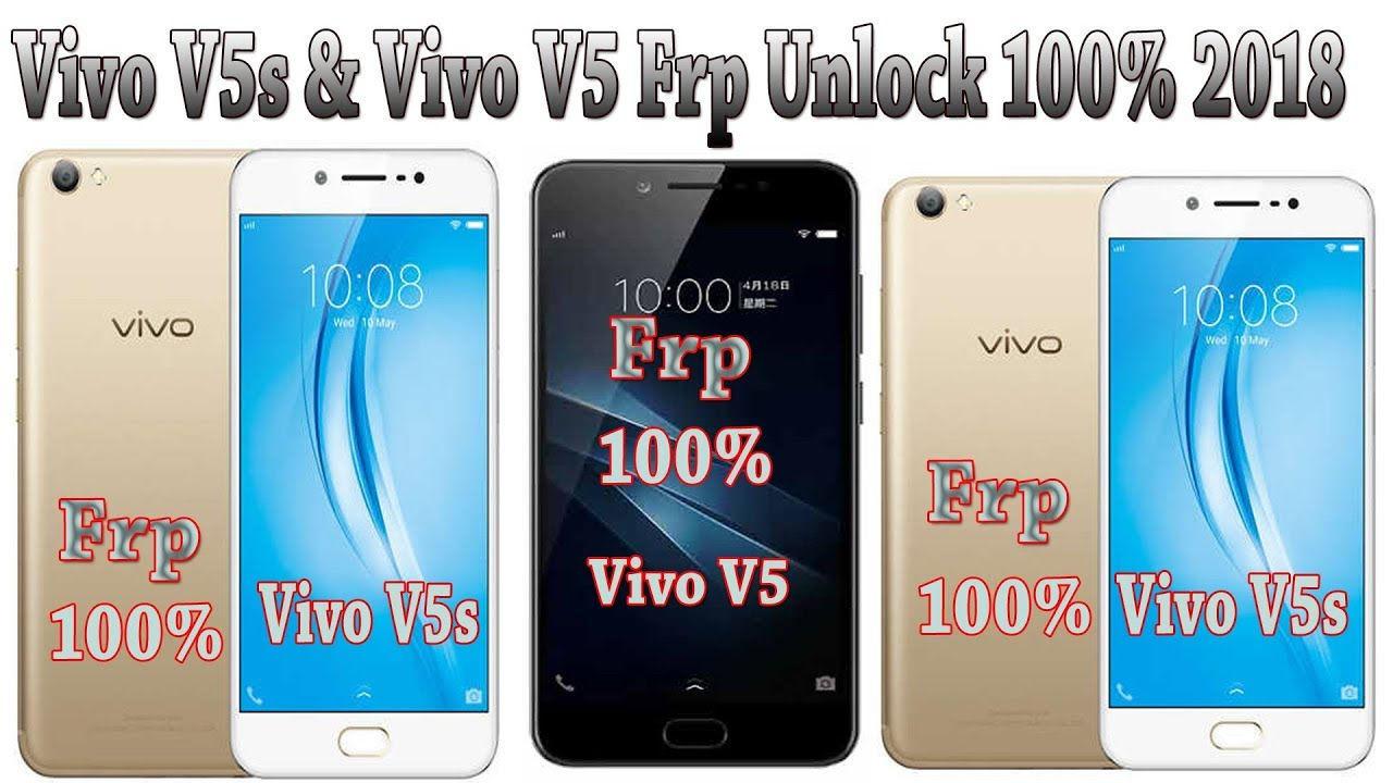 Vivo V5S (1713) 🔥 Vivo V5 Pattern , Password , Pin & FRP Remove🔥  100%🔥2018