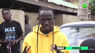 Patapaa on #ATUU with Abeiku Santana