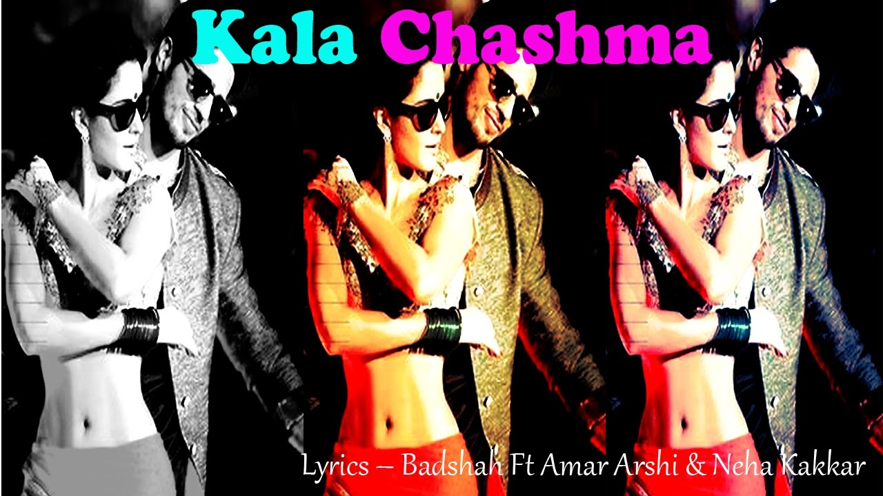 music videos online free to watch Kala Chashma II Kala Chashma Songas 2016