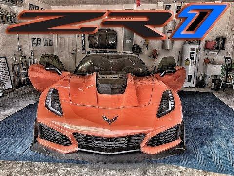 2019 Corvette ZR1 Carbon Fiber A- Pillar Installation.