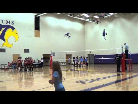 Meeteetse High School Volleyball Varsity vs. Wyoming Indians