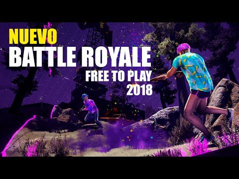 RADICAL HEIGHTS - NUEVO BATTLE ROYALE TRAILER GAMEPLAY ESPAÑOL (Free to play)