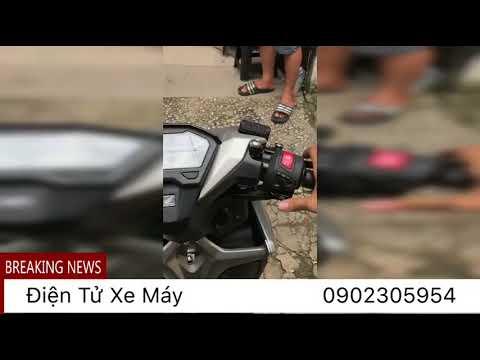 Vario 2018 Up Cùm PCX - Điện Tử Xe Máy