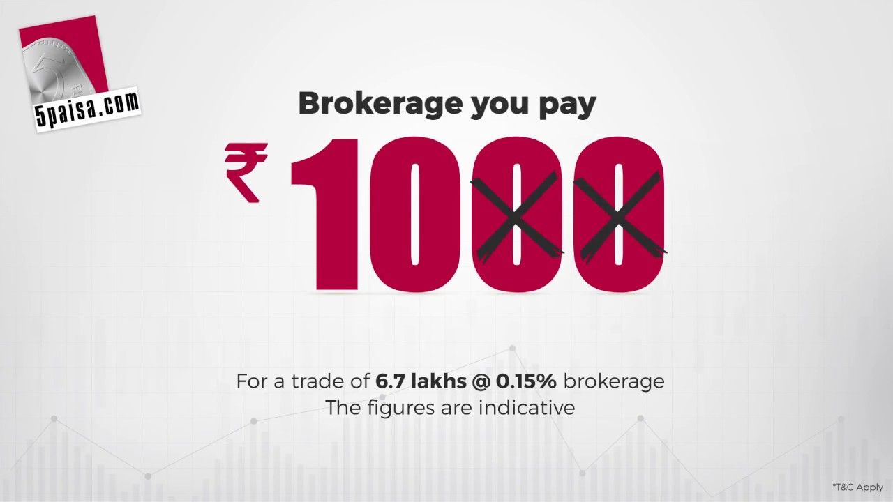 Trade with 5paisa at Zero Brokerage - YouTube