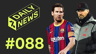 FC Barcelona board RESIGN! + Another huge blow for Liverpool ► Daily News
