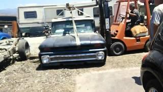 1964 c10 2004 tahoe swap