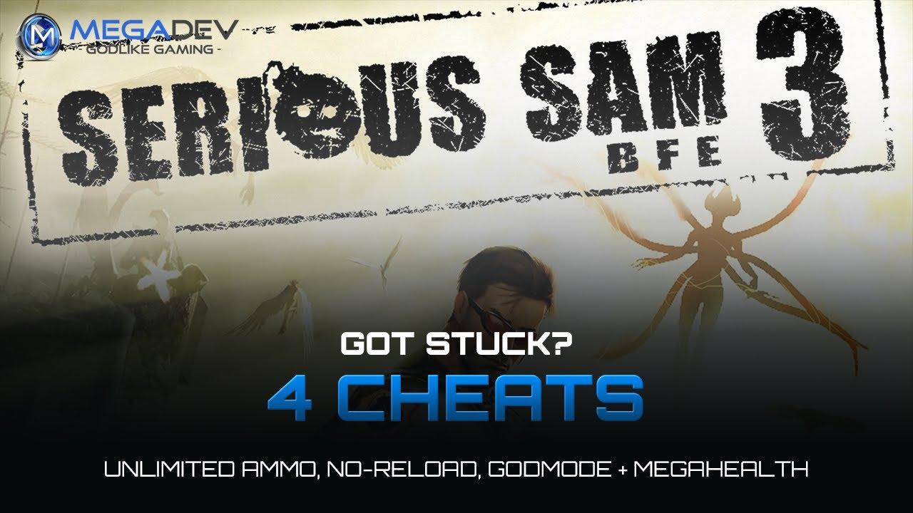 Serious sam 3: bfe: трейнер/trainer (+5) [3. 0. 3. 0] {enjoy} читы.