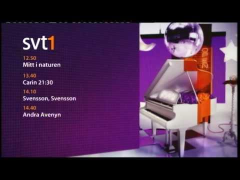 "SVT1 ident menu ""lek/show"" 2008"
