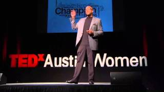 A brave new paradigm of manhood: Arturo Nunez at TEDxAustinWomen