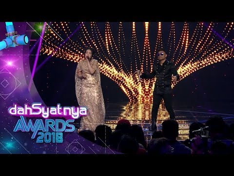 DAHSYATNYA AWARDS 2018 | Via Vallen Feat Judika,