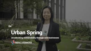 Urban Spring | Impact Kommons