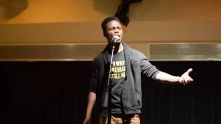 "Jamal Parker- ""Afro Boy"""