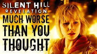 Everything ACTUALLY Wrong With Silent Hill : Revelation 3D