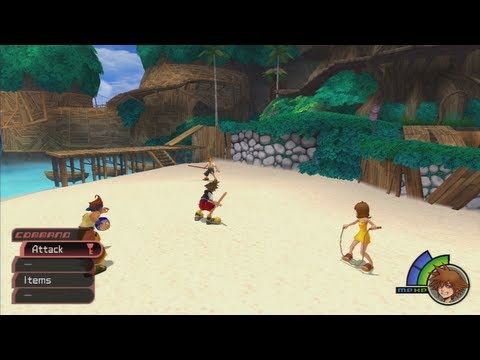 Kingdom Hearts HD 1.5 ReMIX - Destiny Island Battles (Proud Mode)
