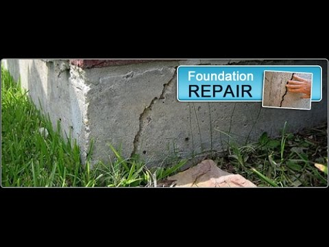 Can foundation repair be a diy job youtube can foundation repair be a diy job solutioingenieria Gallery