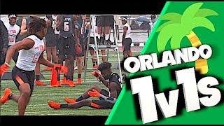 🔥🔥  1v1s | Under Armour | Orlando Florida | Under The Radar Top Plays 2019