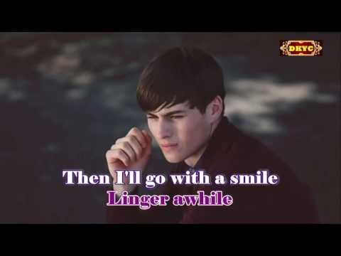 Kiss Me Goodbye - Petula Clark Karaoke