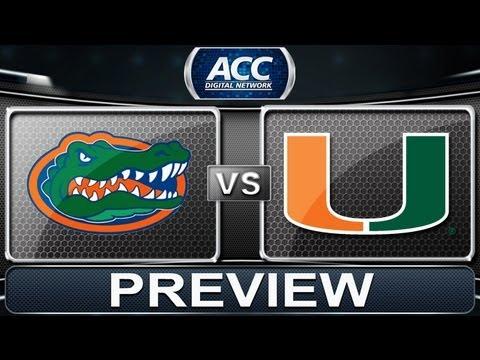 Preview | Florida vs Miami | ACCDigitalNetwork