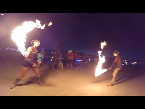 Burning Man 2017 How Was Your First Burning Man?