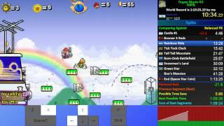[FWR] Super Mario 63 100% Speedrun in 1:12:03