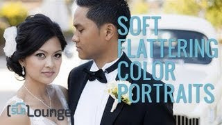 Ordinary to Extraordinary Lightroom Edit - Soft Flattering Color Portraits - E01