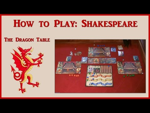 "How to Play ""Shakespeare"" - The Dragon Table: Episode 35"