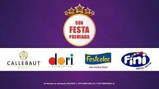 Vídeo promocional 2ª Edição Sua Festa Premiada #ASBRAFE #Associção #Artigosparafestas