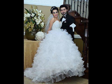 Nawar and Zina wedding (part 1 )