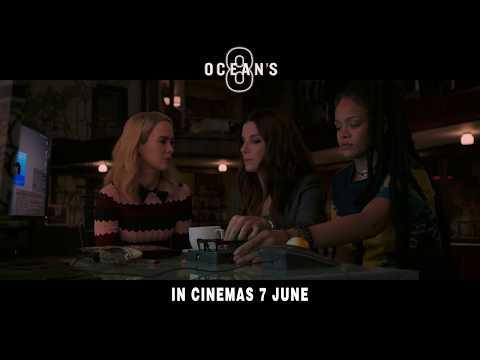 Ocean's 8 Official main trailer