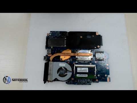 HP ProBook 4530s - Disassembly And Cleaning